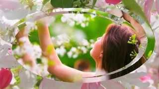 Яблони в цвету - какое чудо!. Поет Евгений Мартынов!