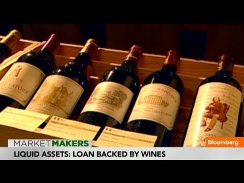 Goldman Sachs' Liquid Assets: 15K Bottles of Wine Used as Collateral