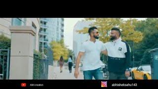 Gagan Kokri Shatranj   Rahul Dutta   Latest Punjabi song | friendship | by sahu edit