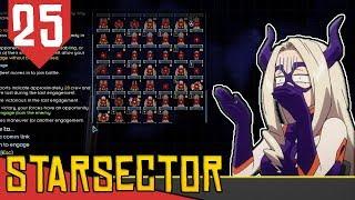 غزو Otacos نتن - Starsector #25 [اللعب البرتغالية PT-BR]