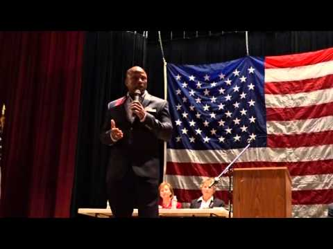 Darryl Glenn for election to the United States Senate, 23 Jan 2016