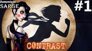 Zagrajmy w Contrast [PS4] odc. 1 - Jak to jest zamienić się w cień?