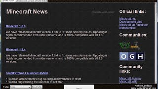 download minecraft extreme launcher free