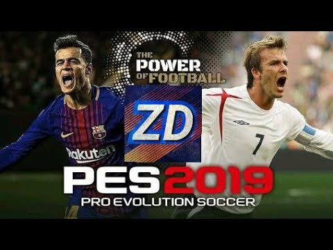 PES 19 for PPSSPP    all new kits and transfers\PS4 camera