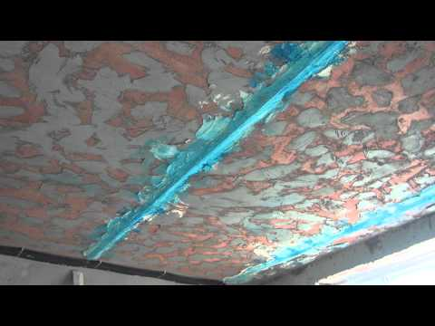 видео: Штукатурка потолка. Саханов Владислав