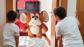 Beratın Odasında Fare Var. Mouse in The Room Fun Kids Video