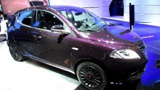 2014 Lancia Ypsilon - Exterior and Interior Walkaround - 2013 Frankfurt Motor Show