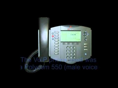 VoIP Over Satellite - An Actual Conversation with Ground Control's VoIP Service