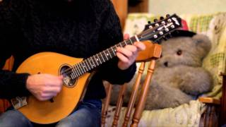 Mandolin tunes. Return to Miltown (Irish reel)
