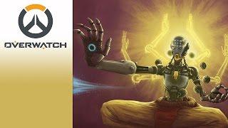 [Đấu Rank] Cùng chơi Overwatch - Zenyatta - Thầy Tu Tập Yoga