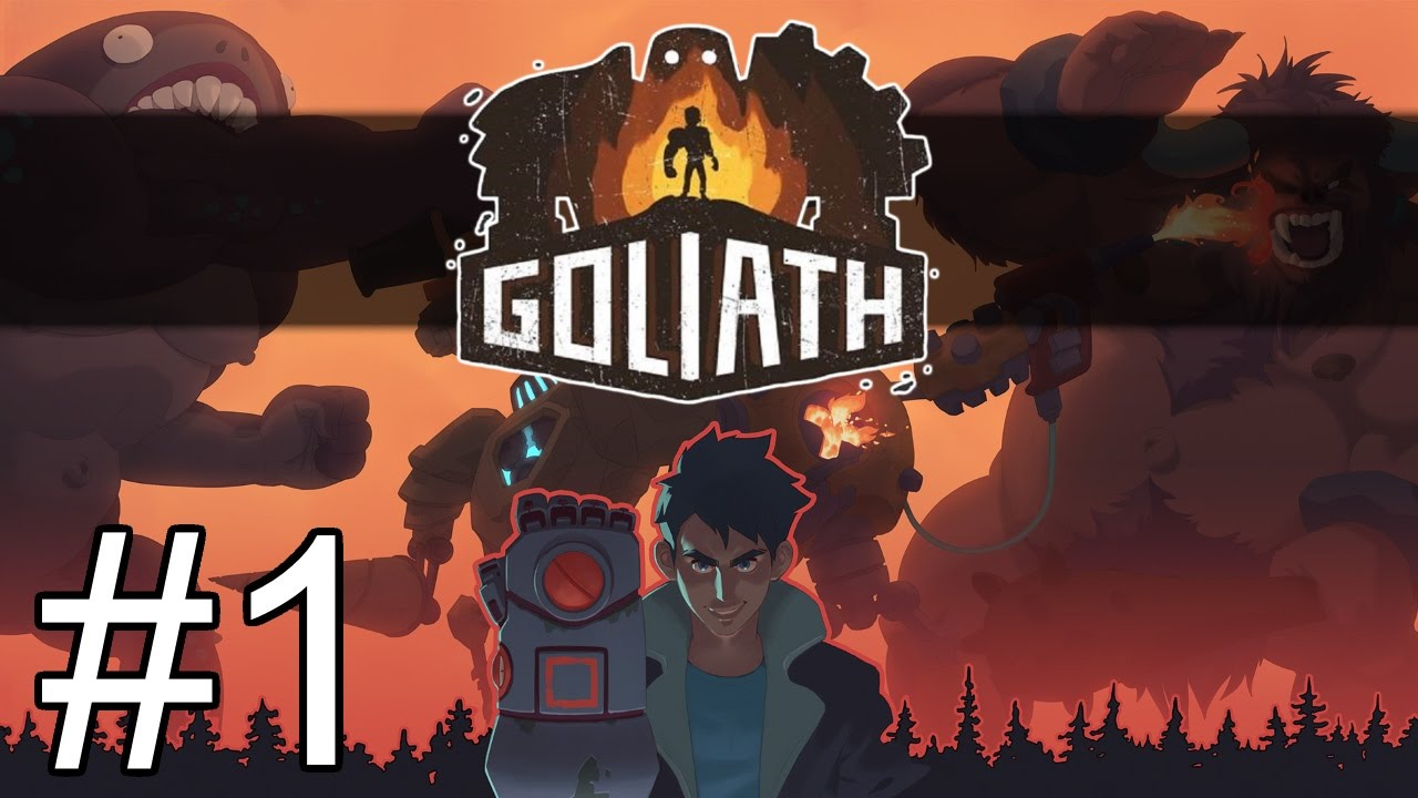 Goliath PC Game - Arboreal Baymax - Part 1 Let's Play ...