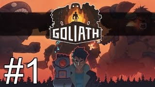 Goliath PC Game - Arboreal Baymax - Part 1 Let