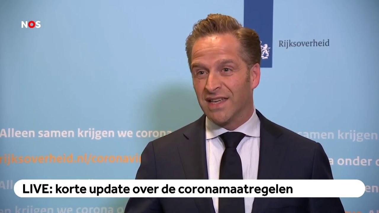 Persconferentie Rutte En De Jong: Korte Update Over De