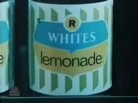 R White's Lemonade Advert (1973)