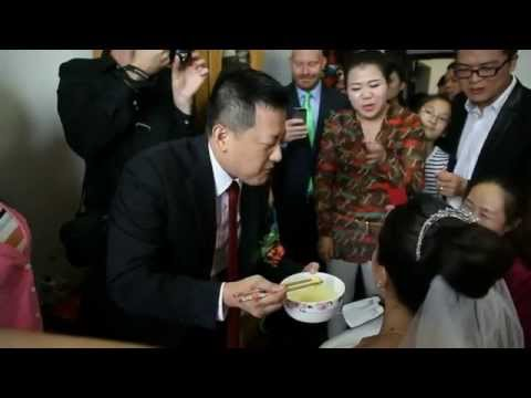 A Wedding in Xi'an