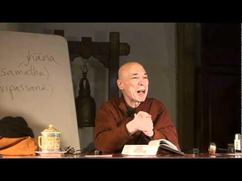 Majjhima Nikaya (MN 6: part 1, 2009.11.14) Bhikkhu Bodhi.MPG