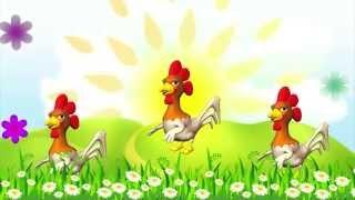 Танец маленьких утят. Мультик / Duck dance song. Наше_всё!