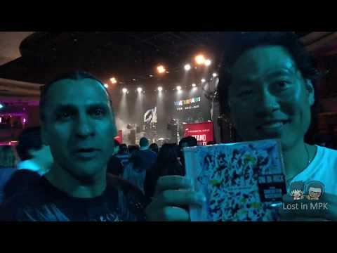 Lost In MPK @ The ONE OK ROCK At The Hollywood Palladium