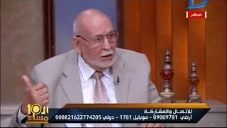العاشرة مساء| رأى صادم من شيخ مشايخ الطرق الصوفية حول موائد الرحمن فى رمضان