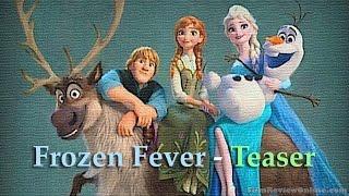 Frozen Fever - Exclusive Pictorial Teaser