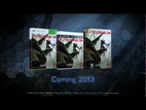 Crysis 3  трейлер
