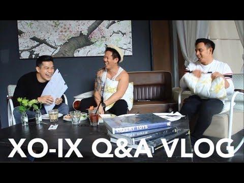 XO-IX Q&A Vlog