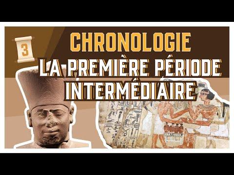 Chrono #3 - La PREMIÈRE PÉRIODE INTERMÉDIAIRE