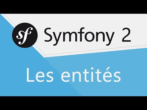 Tutoriel Symfony 2 : Doctrine 2, les entités