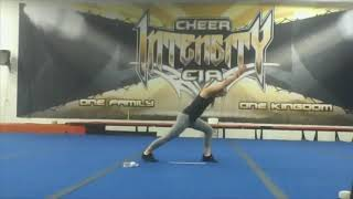 Virtual Intensity Tumbling Shaping Workout