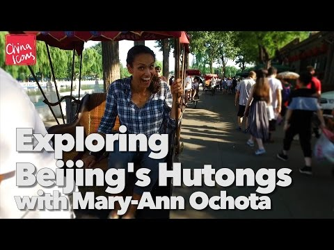 Exploring Beijing's Hutongs with Mary-Ann Ochota | A China Icons Video