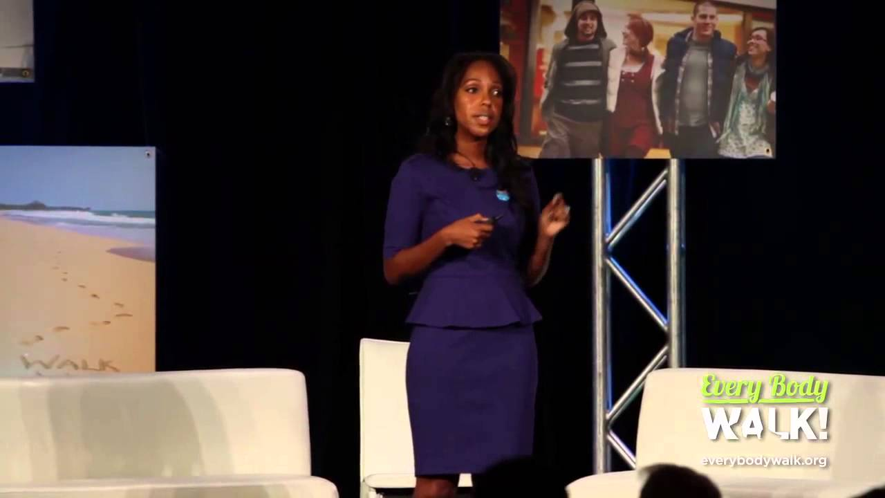 DC Walking Summit: Vanessa Garrison