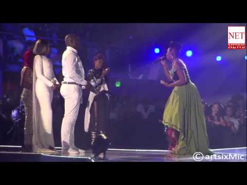 Highlights from the MTV Africa Music Awards 2015