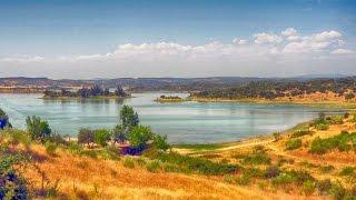 Praias Fluviais de Portugal - Barragem de Idanha a Nova (Marechal Carmona)