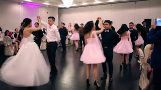 Can I Have This Dance  HSM 3 | #Carminas18th (Debut) | Cotillion | Waltz Dance