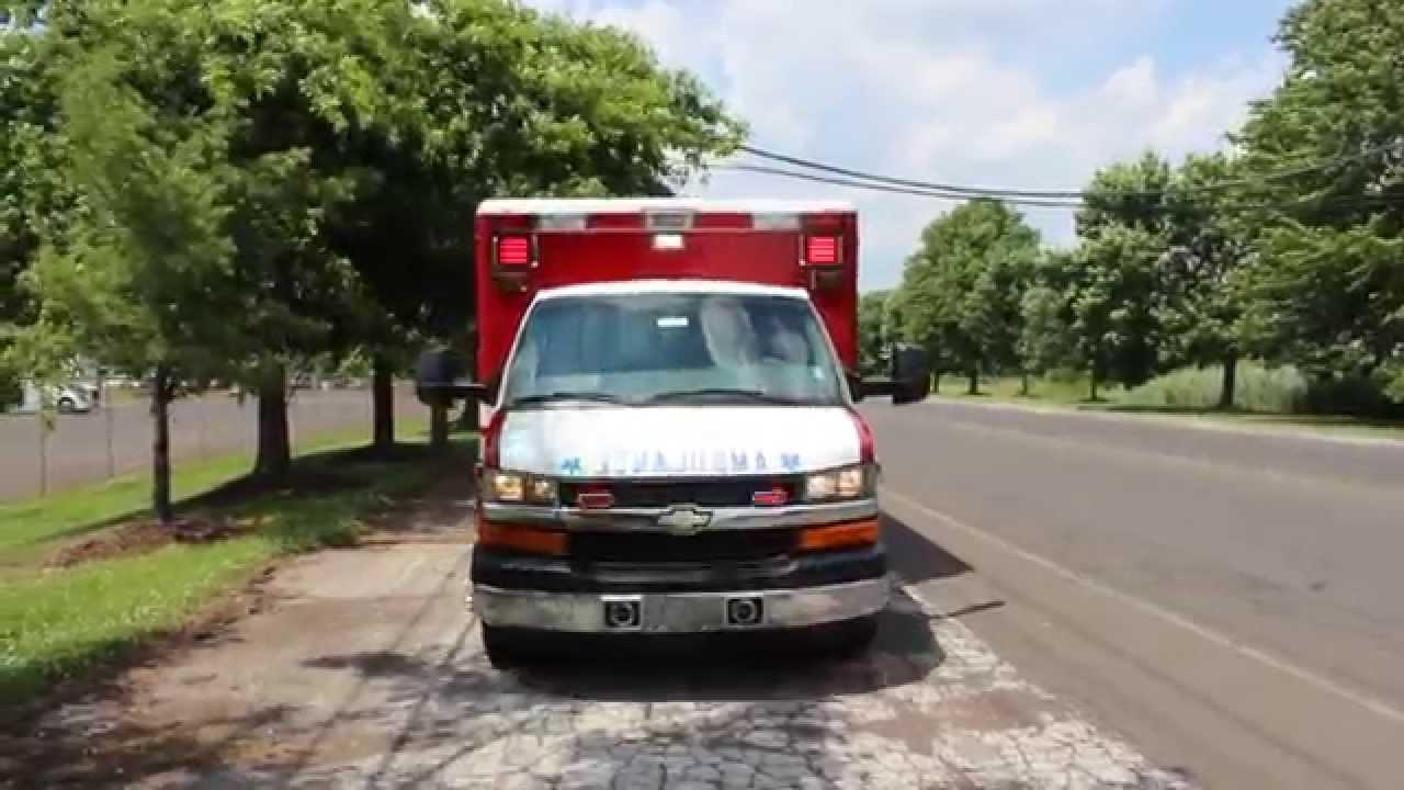 2010 Chevy G4500 Type III Horton Used Ambulance