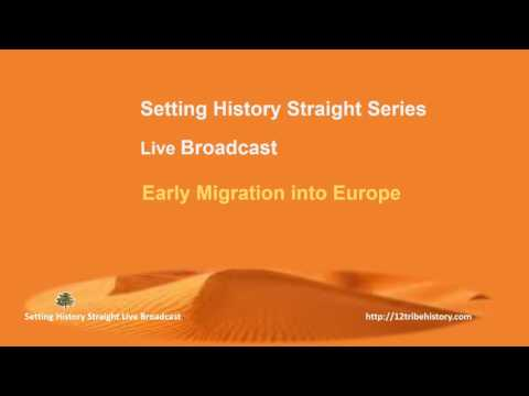 Early Migration into Europe