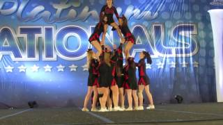 Open 6 Inferno Platinum Nationals Reading PA 4/8/17