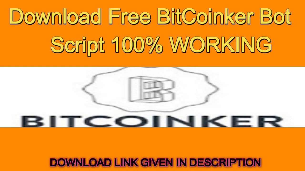 bot bitcoinker trading funziona