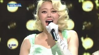 Repeat youtube video [스피카 SPICA] - You Don't Love Me @인기가요 Inkigayo 140209