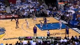 2009 NBA Finals - Los Angeles vs Orlando - Game 5 Best Plays