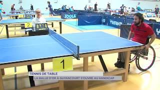 Tennis : ball d'or à Guyancourt
