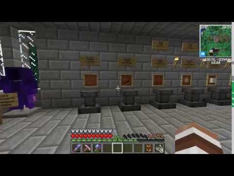 видео: как сделать магазин на сервере таумкрафт4.2