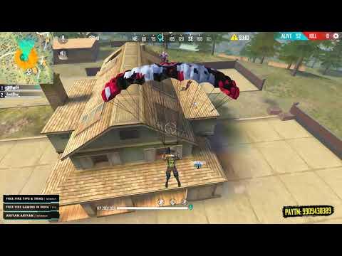 17 Kills Duo Game Ajjubhai & Amitbhai - Garena Free Fire