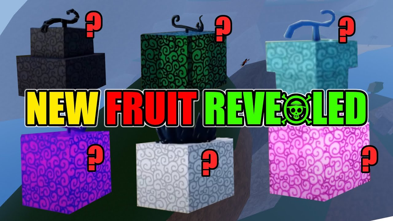 All UPCOMING Devil Fruits in Blox Fruits! (%)