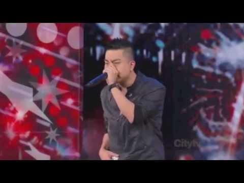 Canada's Got Talent Audition - KRNFX