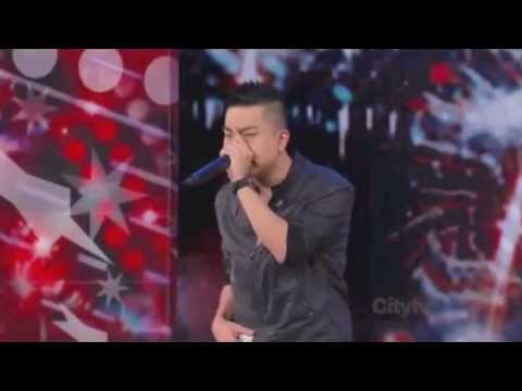 Canada's Got Talent Audition - KRNFX