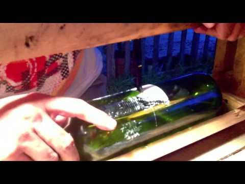 Como cortar una botella de youtube - Como cortar botellas de vidrio ...