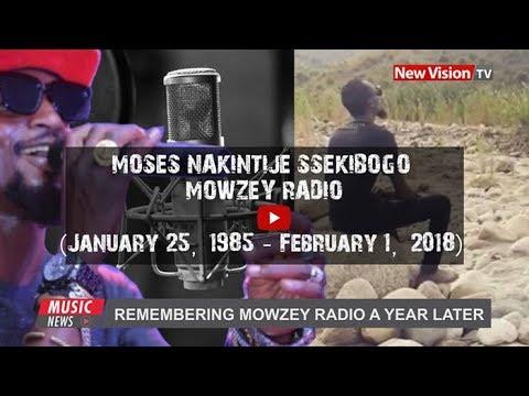 Remembering Mowzey Radio a year later