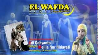 SABEN MALAM JUM'AT | QASIDAH EL WAFDA LIVE KEDONDONG 2018