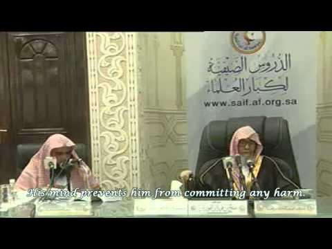 A Wise Enemy Is Better Than An Ignorant Friend - Al´Allâmah Sâlih Ibn Fawzân al Fawzan